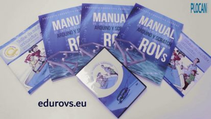 EDUROVs: Robótica Submarina Educativa
