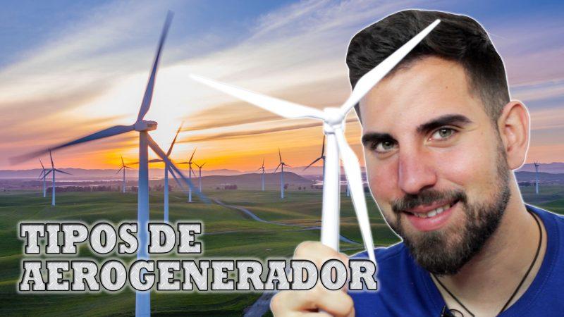¿Cómo funciona un aerogenerador? Tipos, Componentes y Características
