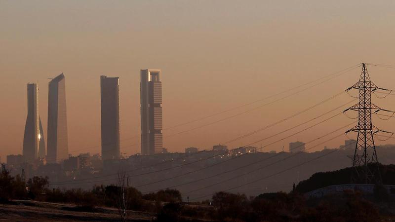 Madrid-Smog