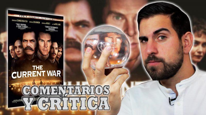 La Guerra de las Corrientes: la Película. Reseña de un Ingeniero Eléctrico