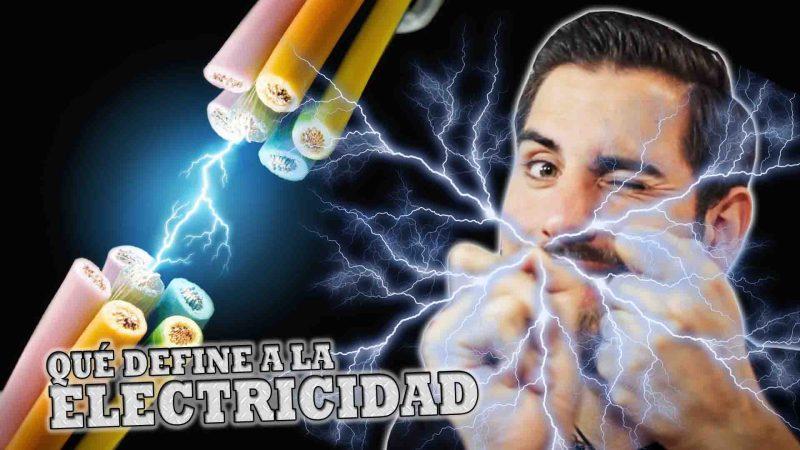 ¿Qué define a la Electricidad? Conoce sus Variables y Efectos
