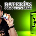 ¿Cómo Funcionan las Baterías? Descubre sus Tipos y su Desarrollo