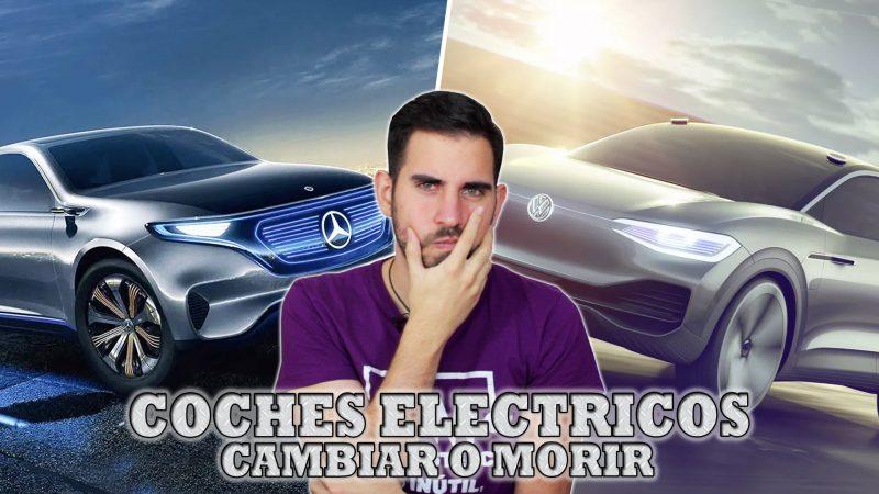 Cambiar o Morir. El Reto del Vehículo Eléctrico para marcas como Mercedes o Volkswagen