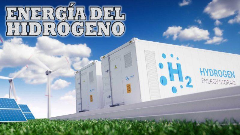 ¿Cómo Obtener Energía del Hidrógeno? Pilas de Hidrógeno