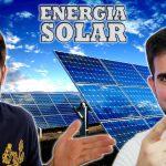 ¿Cómo funciona la Energía Solar? Efectos Fotoeléctrico y Fotovoltaico