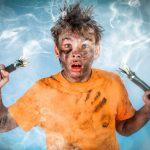 ¿Cómo actuarías ante una electrocución?